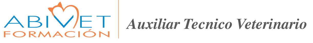 Auxiliar Veterinario Logo